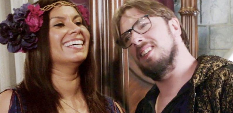 90 Day Fiancé: Colt and Vanessa Get Into Medieval Roleplay (Exclusive)