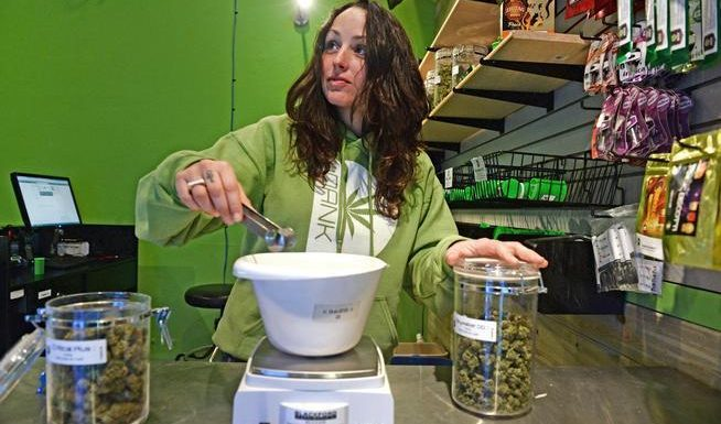 A Denver Post writer's favorite Denver weed shop: DANK Dispensary