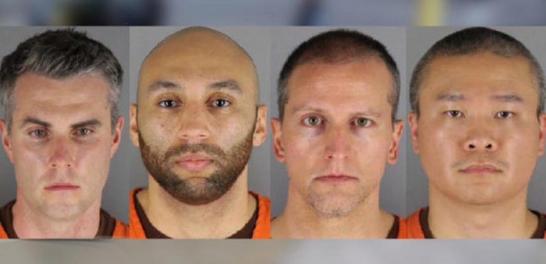 After Derek Chauvin's guilty verdict, 3 other Minneapolis police officers await trial