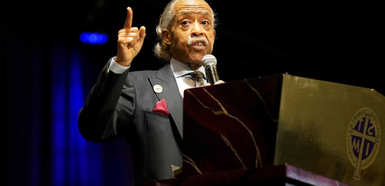 Al Sharpton defends his private jet tweet during eulogy for Daunte Wright