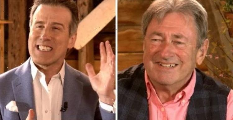 Alan Titchmarsh in cheeky dig at Anton Du Beke's 'rigid' Strictly performance 'Looks stiff