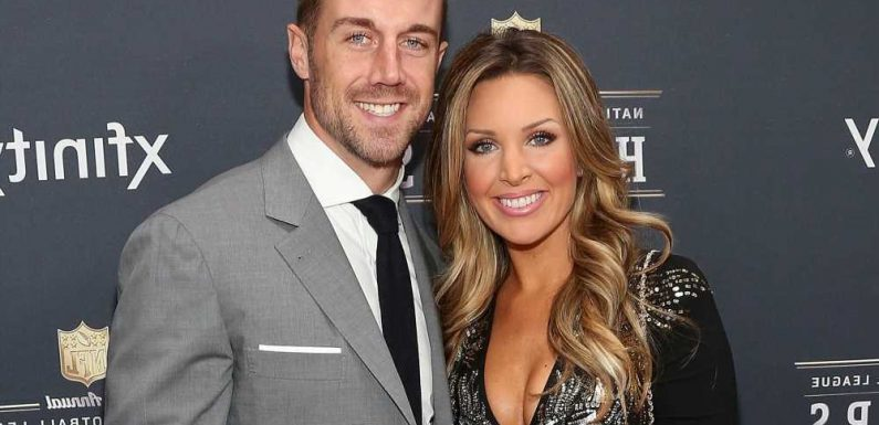 Alex Smith's wife celebrates his NFL retirement with Instagram message