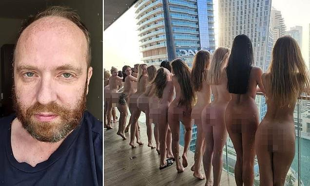 American playboy in custody over naked Dubai photo claims it was 'art'