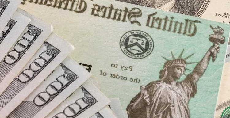 Another round of $1,400 stimulus checks arriving in bank accounts TODAY after fury over delay