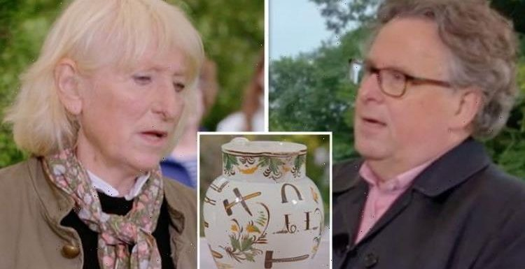 Antiques Roadshow guest snaps after being mocked over jug valuation 'You're the expert!'