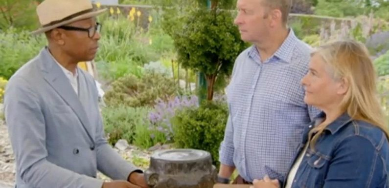 Antiques Roadshow guests red-faced as NOBODY has any idea what object is – but they have the last laugh