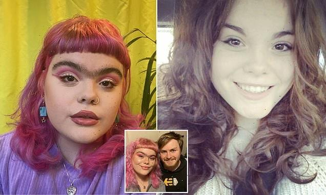 Artist has ever felt more confident than when embracing her monobrow