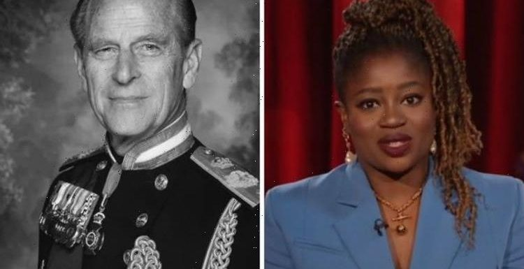 BAFTA's opening night halted by Clara Amfo to pay tribute to Prince Philip