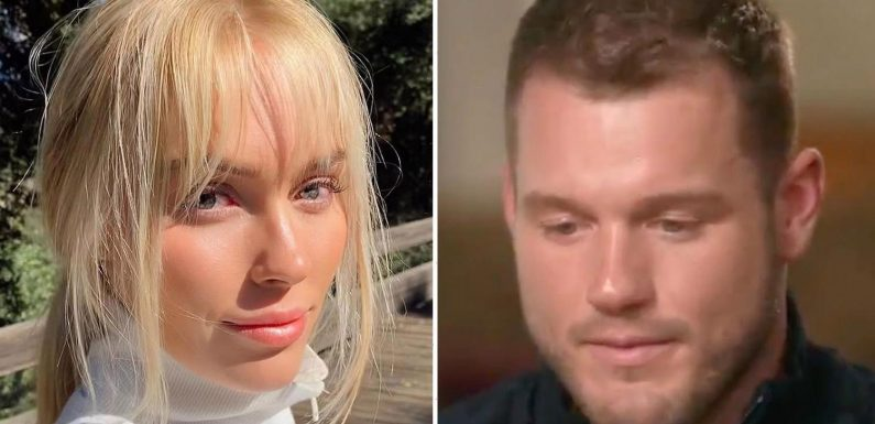 Bachelor Colton Underwood admits he didn't tell ex Cassie Randolph he is gay to 'try to hold on to being straight'
