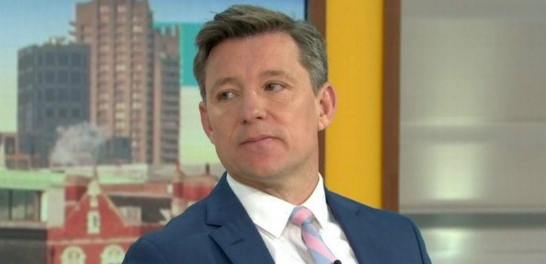 Ben Shephard explains mysterious GMB absence as co-stars notice he disappeared