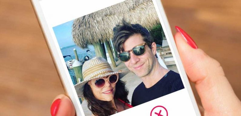 Bethenny Frankel and Paul Bernon met on a dating app