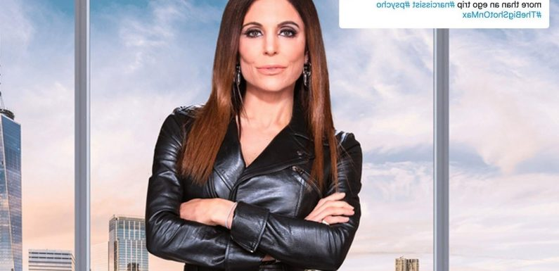Bethenny Frankel's new show The Big Shot slammed as fans claim it's an 'ego trip' for former RHONY star
