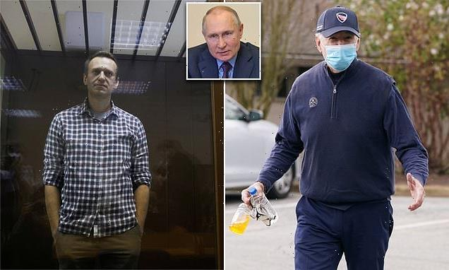 Biden: Poisoning of Russian opposition leader Alexei Navalny 'unfair'