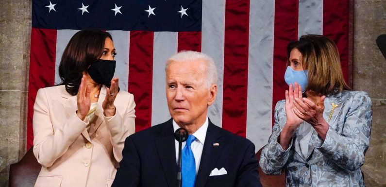 Biden calls for US to enter a new superpower struggle