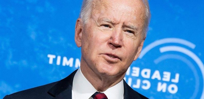 Biden climate pledge could limit Americans to one burger a MONTH, hike taxes and force you to spend $55k on electric car
