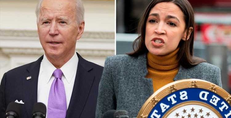 Biden has 'exceeded expectations' as progressives thought he'd be 'much more conservative,' AOC says