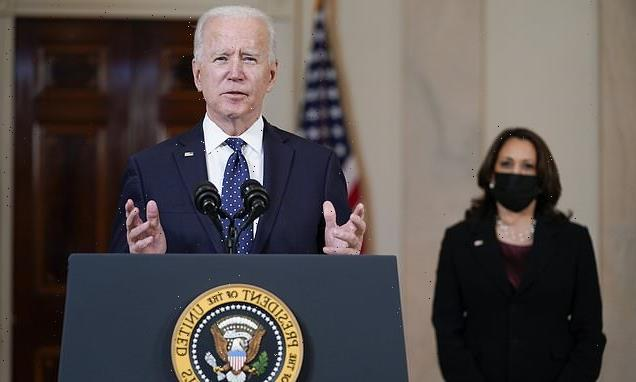 Biden says George Floyd's death showed 'knee on the neck of justice'