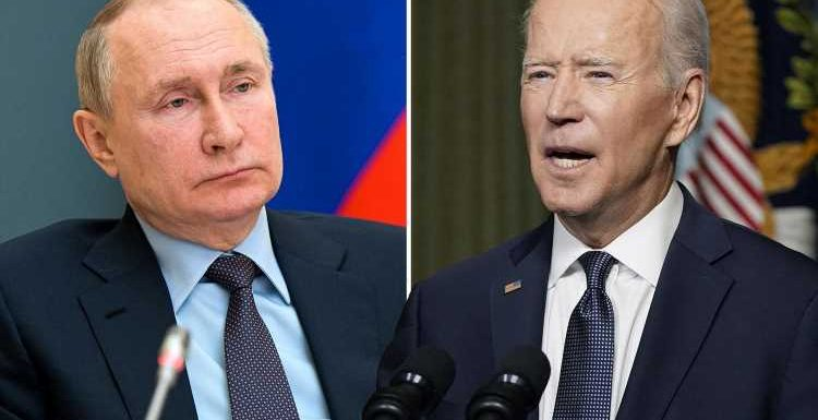 Biden 'preparing sanctions against Russia including BANISHING officials from US' over election meddling and cyberattacks