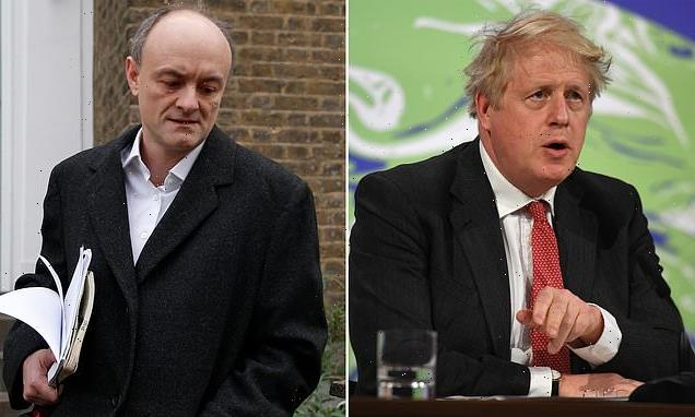 Boris Johnson 'accuses Dominic Cummings of being the 'Chatty Rat'