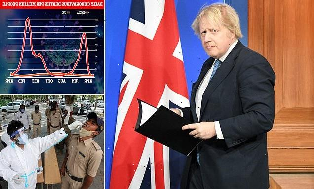 Boris Johnson to hold 5pm Covid press conference amid Inidan variant