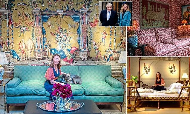 Boris's despairing cry to Downing St aides about lavish new decor