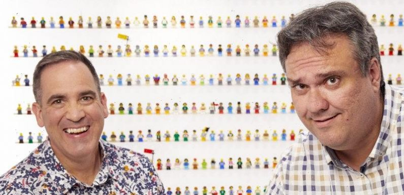 Brick by brick, Lego Masters builds a whole new world
