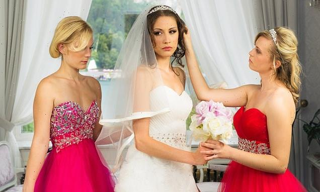 'Bridezilla' DEMOTES her maid of honor because of public speaking fear