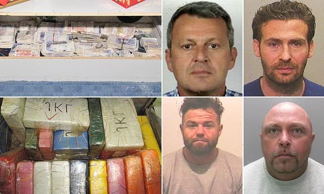 Britain's biggest supergrass puts gangland criminals behind bars