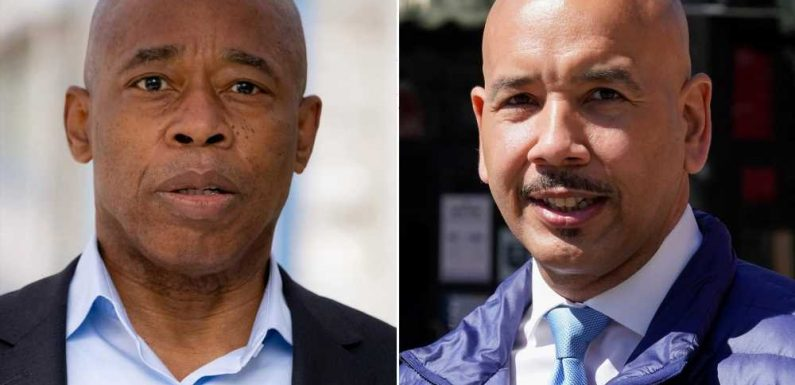 Bronx Borough President Ruben Diaz Jr. to endorse Eric Adams for mayor