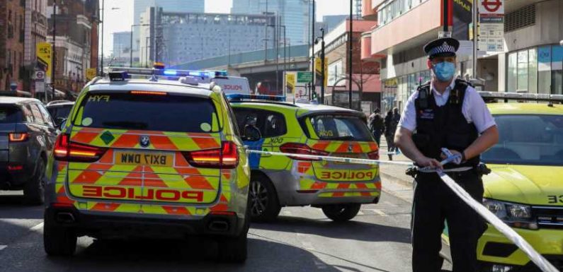 Canning Town stabbing – Boy, 14, knifed to death after school outside East London pizza restaurant as police hunt killer