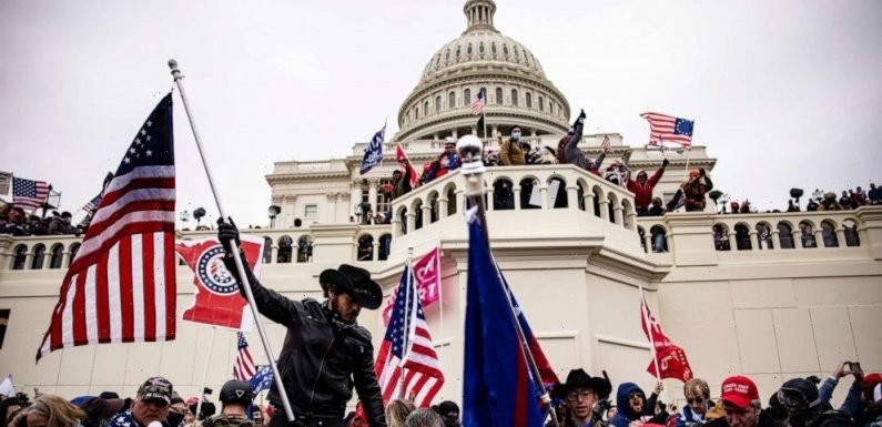 Capitol rioters reported to FBI by exes, dating app users: 'We are not a match'