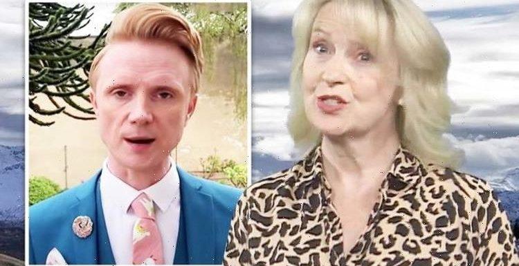 Carol Kirkwood admitted 'pressure' of BBC Breakfast before Owain Wyn Evans' rise