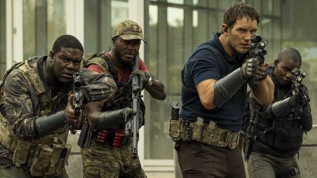 Chris Pratt Fights for the Future in First Look at 'The Tomorrow War'