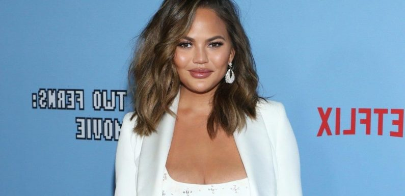 Chrissy Teigen Shares Why She Posts More Photos of Luna Than Miles