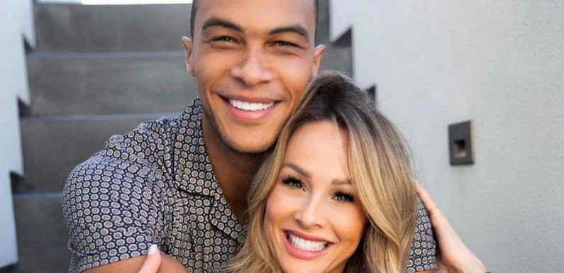 Clare Crawley Sparks Engagement Rumors to Dale Moss With Massive Diamond Ring