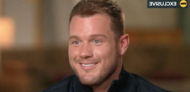 Colton Underwood Has Not Had an 'Emotional Connection' With a Man Yet