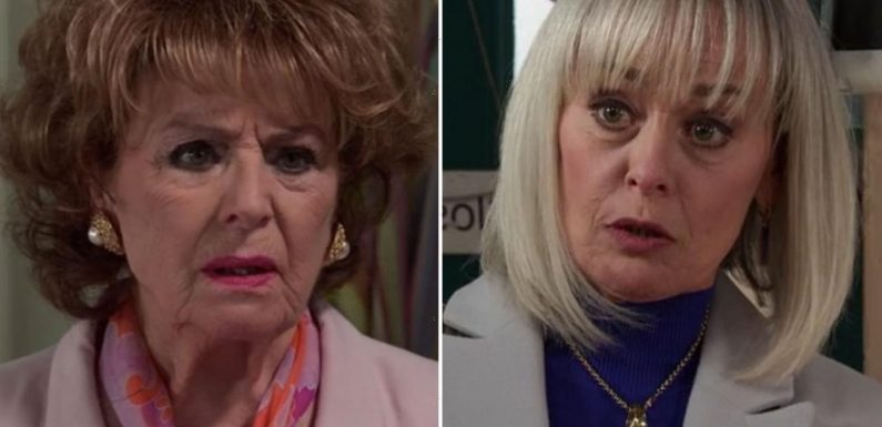 Coronation Street viewers seriously distracted by what's for sale in Rita Tanner's shop