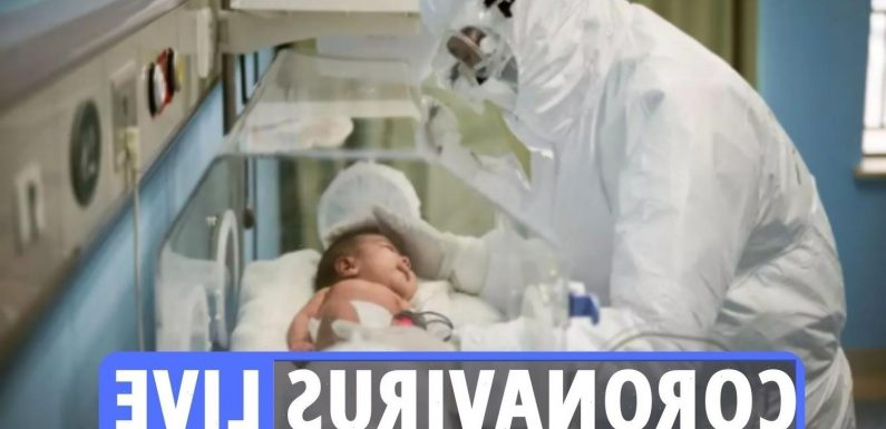 Coronavirus UK news update – Terrifying number of BABIES dying of covid in Brazil as London party scenes 'spark concern'