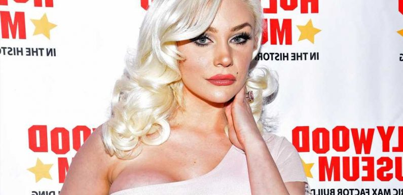 Courtney Stodden comes out as non-binary: 'My spirit is fluid'
