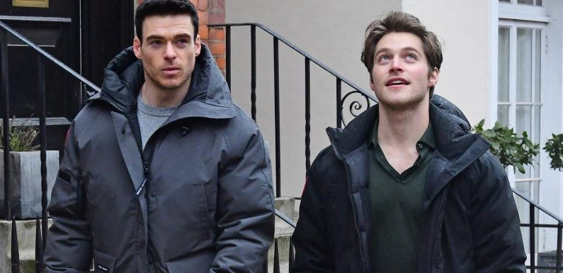 Cruel Summer's Froy Gutierrez Steps Out in London with Richard Madden – New Pics!