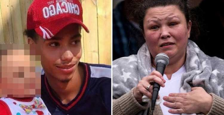 Daunte Wright was on phone with his mom when he was killed and she saw his lifeless body on FaceTime