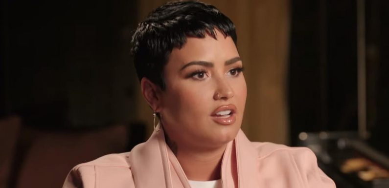 Demi Lovato Opens Up About Relationships & Exploring Her Queerness