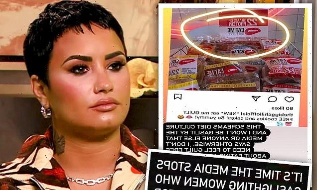 Demi doubles down on her attack of The Bigg Chill