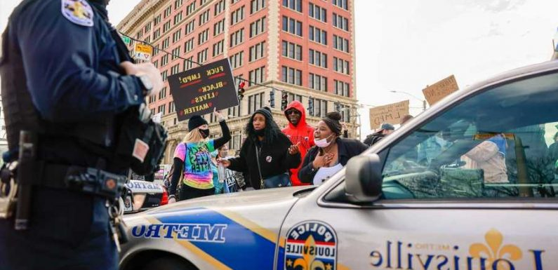 Department of Justice to Investigate Louisville Police Over Use Force, Discriminatory Tactics