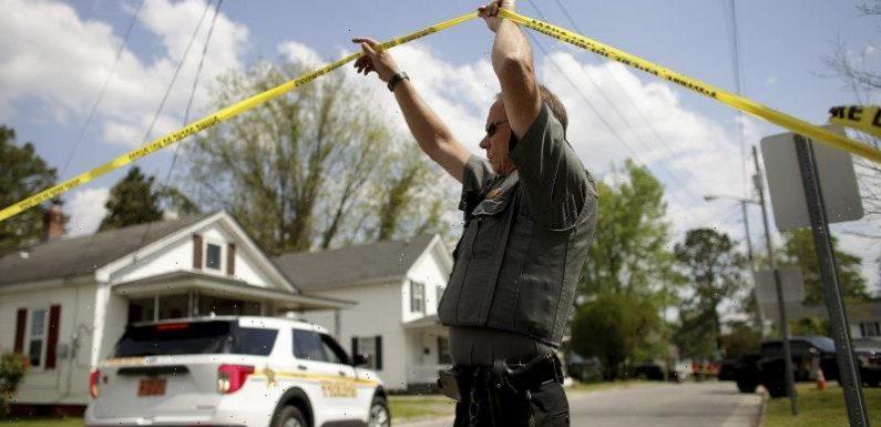 Deputy fatally shoots black man while serving warrant in North Carolina