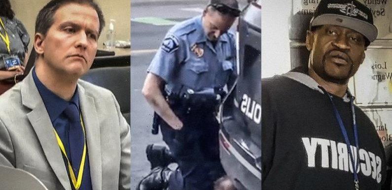Derek Chauvin found guilty of murder in George Floyd case