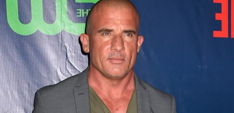 Dominic Purcell Clarifies He Will Still 'Periodically' Return to 'DC's Legends of Tomorrow'