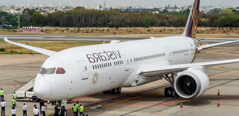 Dozens of passengers test positive for COVID on flight from India to Hong Kong