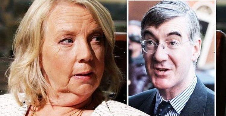 Dragons' Den: Deborah Meaden's royal snub to Jacob Rees-Mogg: 'Queen's far more in touch'