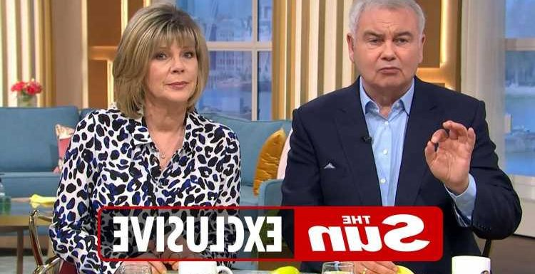 Eamonn Holmes and Ruth Langsford boost earnings by over £1million as business's flourish